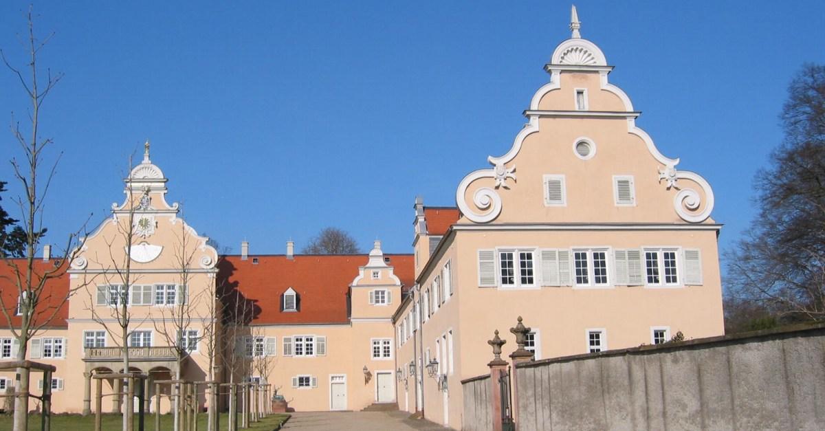 Renaissancebauten in Südhessen