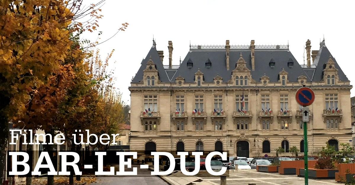 Filme über Bar Le Duc Stadt Land Sand