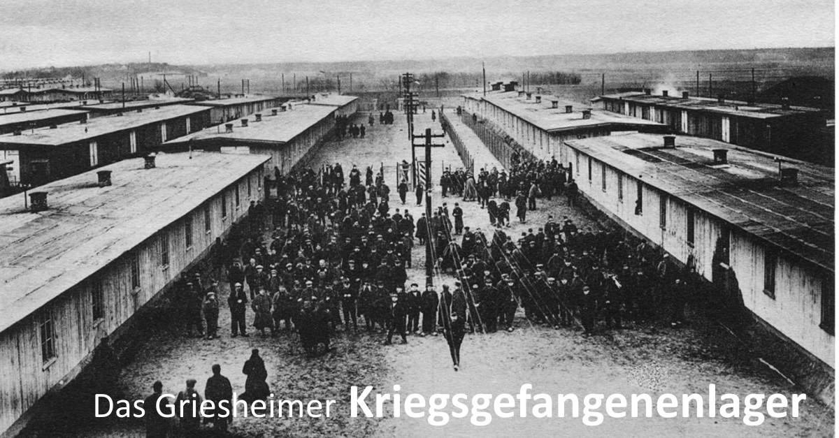 Das Griesheimer Kriegsgefangenenlager