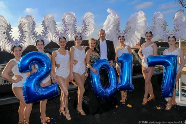 Narrhalla Jahreswechsel 2017
