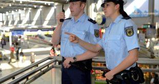 Bundespolizei Hauptbahnhof München