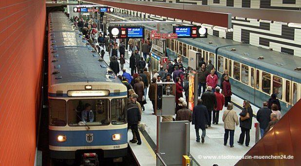 U-Bahnhof München