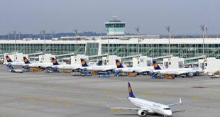 Satellit Flughafen München