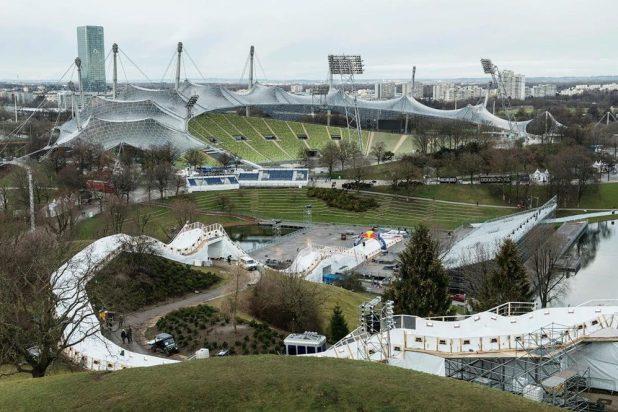 Crashed Ice 2016 Olympiapark München
