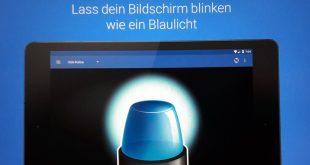 Blaulicht-App