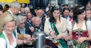 Bierbrunnen - Tag des Bieres München