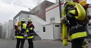 Feuer im Schlachthof München Quelle Foto Berufsfeuerwehr München