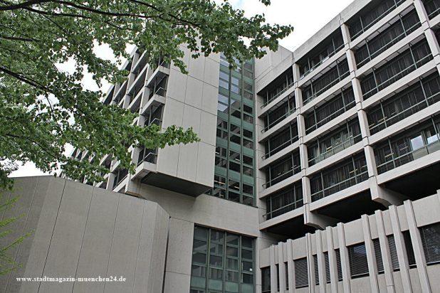 Justizzentrum München - Landgericht