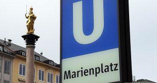 U-Bahn Marienplatz