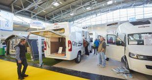 Reisemesse Free München Caravaning und Mobile Freizeit