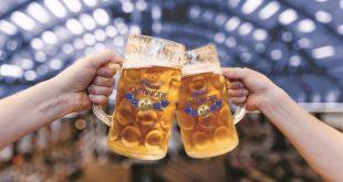 Brauerei Oettinger auf dem Oktoberfest München (c) Bolero istockphoto.com