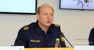 Polizeipräsident Hubert Andrä zur Messerattacke Rosenheimer Platz München