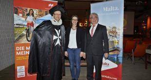 Malta präsentiert sich 2018 als Partnerland auf der Reise- und Freizeitmesse Free in München Quelle Foto Messe München