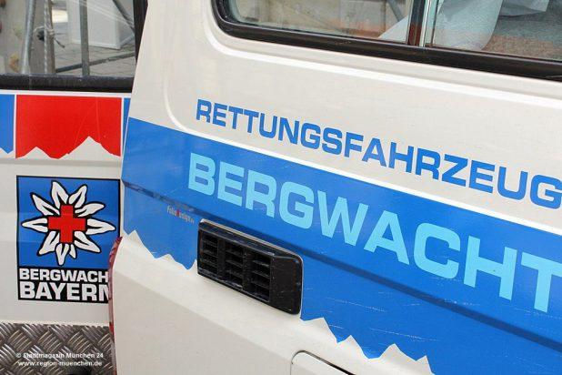 Bergwacht Rettungsfahrzeug