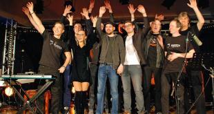 Gewinner Bandcontest 2018 in Fürstenried - Stella Benedikt mit Band Quelle Foto Bang Bang Concerts
