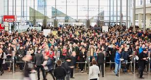 Besucherandrang auf der ISPO München 2019 Quelle Foto Messe München