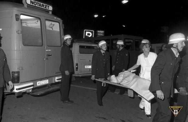 Oktoberfest-Attentat Feuerwehr München