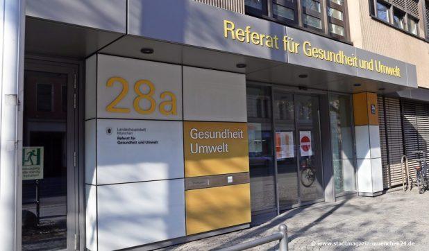 Referat für Gesundheit und Umwelt München
