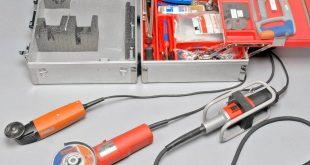 Feinmechanisches Werkzeug der Feuerwehr München