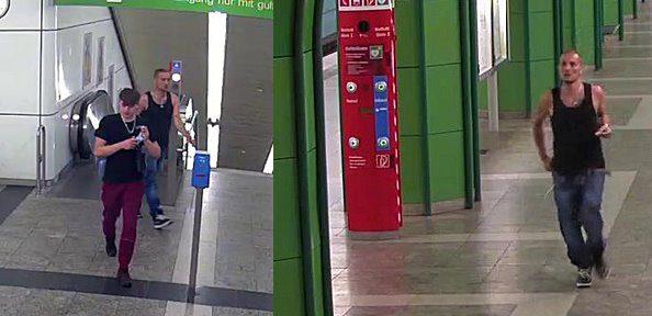 Angriff auf Radfahrer Fotofahndung Böhmerwaldplatz München