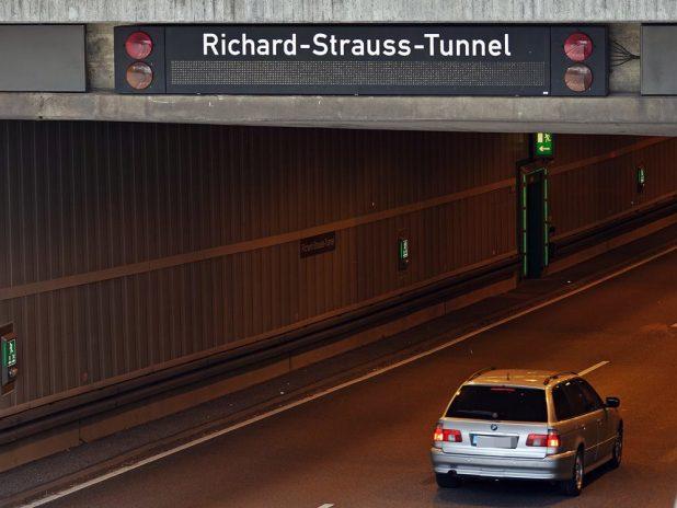 Richard Strauss Tunnel München