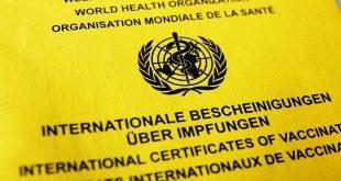 Internationaler Impfpass
