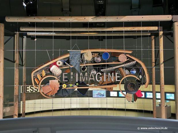 BMW Museum Sonderausstellung Nachhaltigkeit