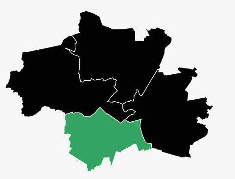 Bundestagswahl 2021 - Direktmandate in München