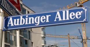 Aubinger Allee München Freiham