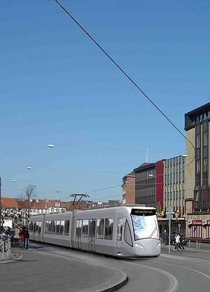 Stadtregionalbahn Kiel, Vision