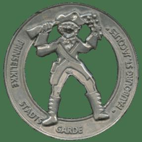 Commedanten medaille 1
