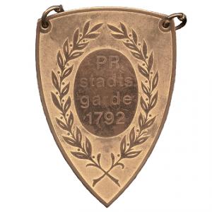 Commedanten medaille 2