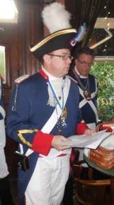 1e Officier – Harold Linnartz