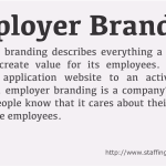 How to Make Sure Your Staffing Firm's Employer Branding is on Point