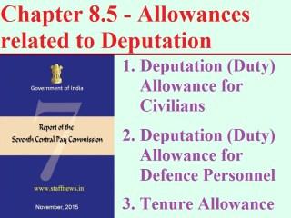 7th+cpc+report+deputation+allowance