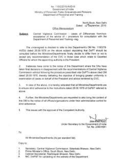 vigilance-cases-non-acceptance-of-cvc-recommendation-dopt-om-sept-2019