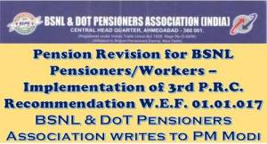 pension-revision-for-bsnl-pensioners-workers-implementation-of-3rd-p-r-c-recommendation