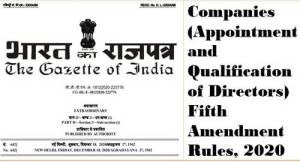 the-companies-appointment-and-qualification-of-directors-fifth-amendment-rules-2020