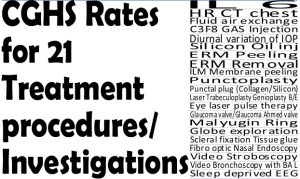 cghs-rates-for-21-treatment-procedures-investigations