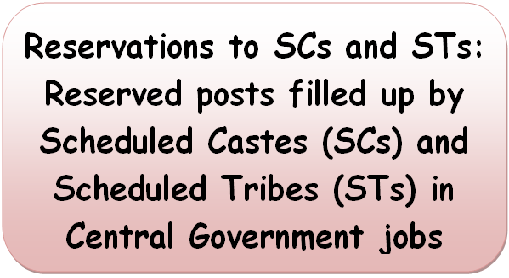 reservations-to-scs-and-sts-reserved-posts-filled-up-by-scs-and-sts-in-central-government-jobs