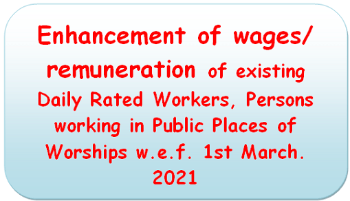 enhancement-of-wages-remuneration-of-existing-daily-rated-workers-persons-working-in-public-places-of-worships-w-e-f-1st-march-2021