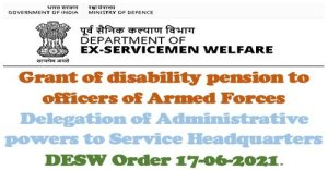grant-of-disability-pension-to-officers-of-armed-forces