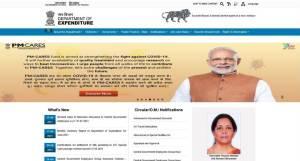 da-order-doe-website-screenshot