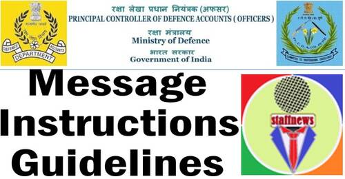 Check List for Temporary Duty Claim – 20 Points to insure issued by PCDA(O)