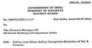 safety-and-other-safety-categories-of-indian-railways-rbe-no-45-2021