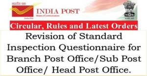 revision-of-standard-inspection-questionnaire-for-branch-post-office