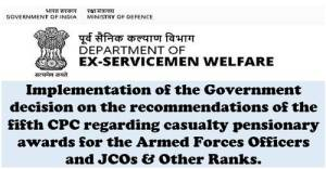 casualty-pensionary-awards-for-the-armed-forces-officers-and-jcos-ors-wef-01-01-1996