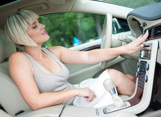comfortable car air conditioning