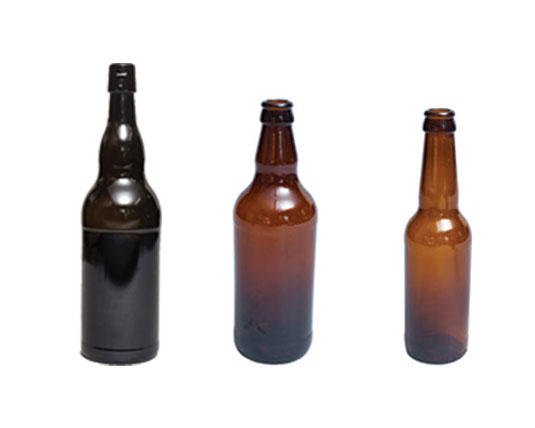 contract bottling bottles