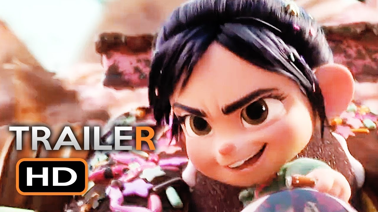 WRECK-IT RALPH 2 Official Trailer 3 - 2018 | StagaTVWreck It Ralph Trailer 3